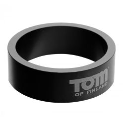 "Эрекционное кольцо ""Tom Of Finland - 60mm Aluminium Cock Ring"""